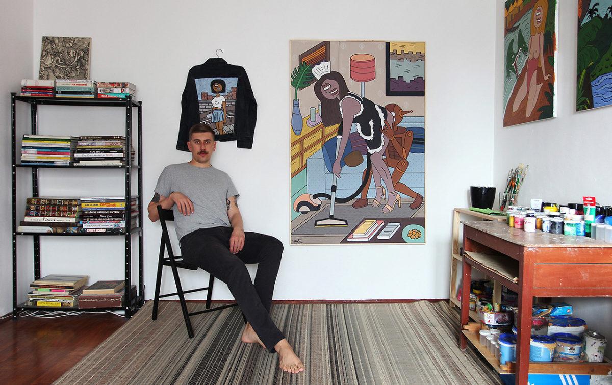Интервью | Арт