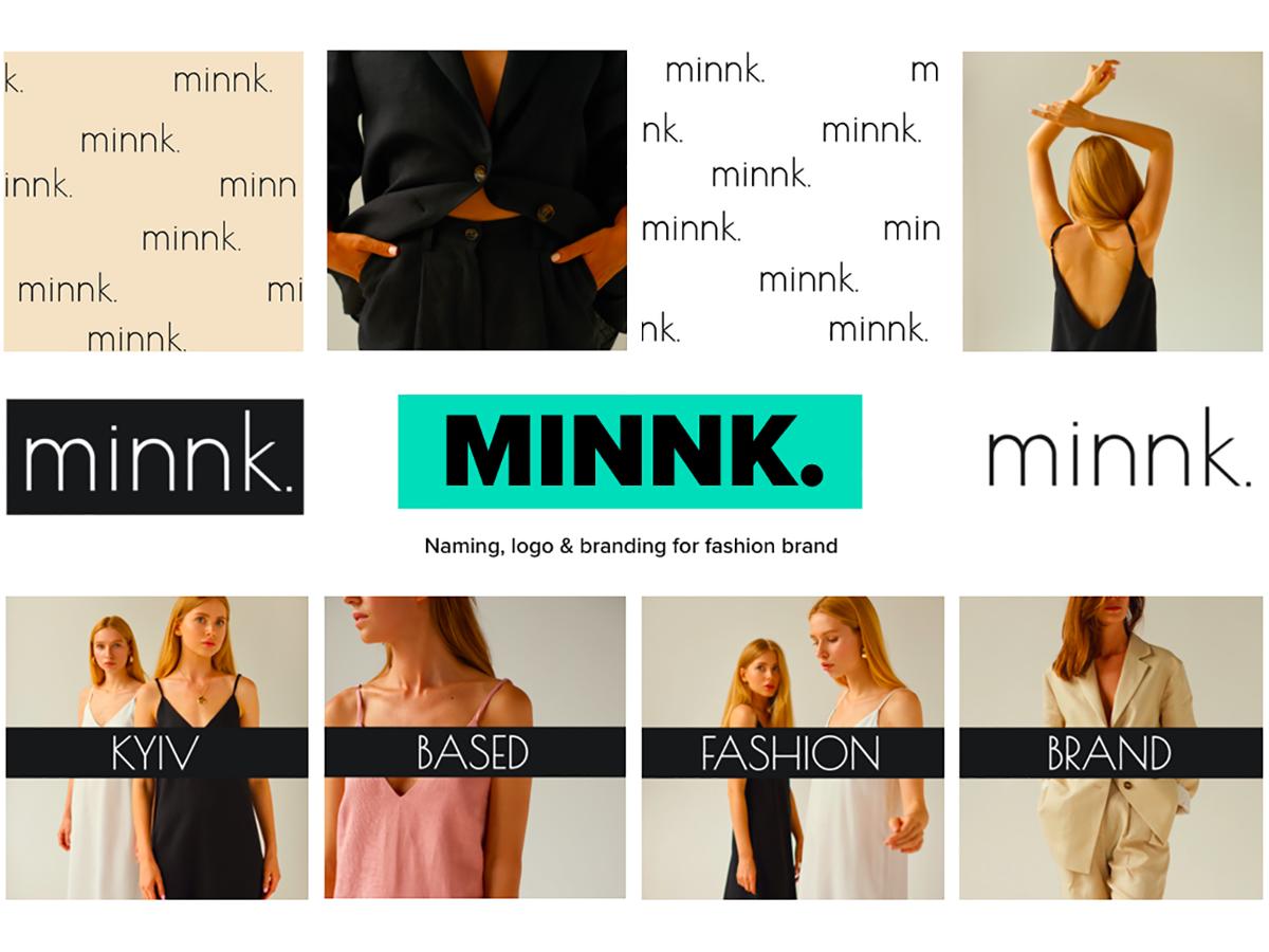 Айдентика | Minnk
