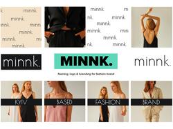 Айдентика   Minnk