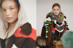 Лукбук | Mehov Furs