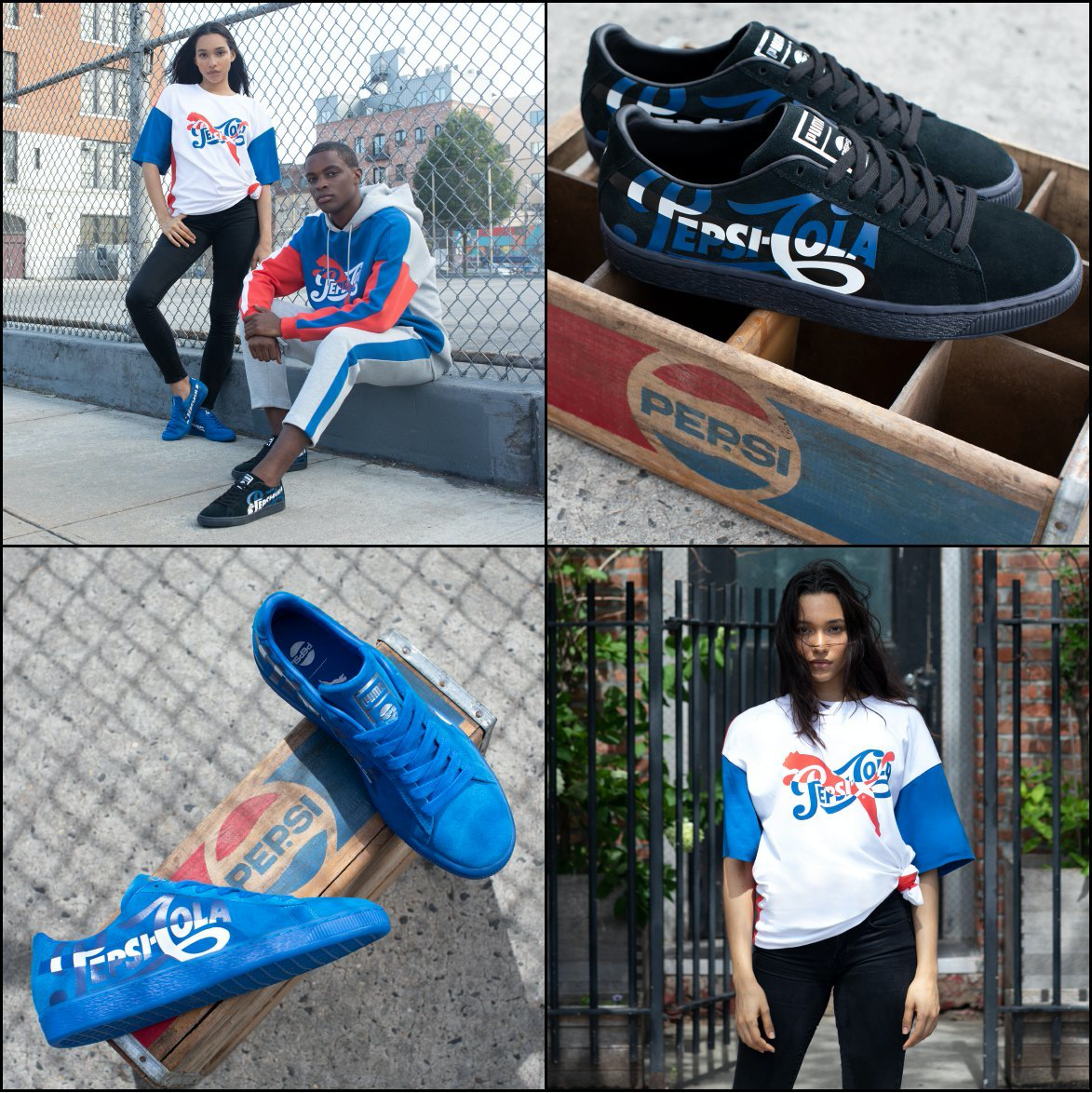 Collaboration | PepsiCo x Puma