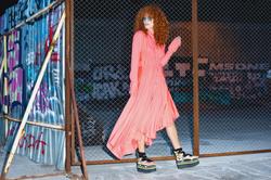 Fashion Story | Valery Kovalska
