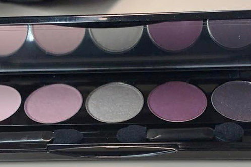 5 well EyeShadow Pallet