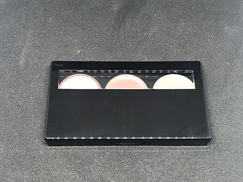 3 Well Lipstick Pallet