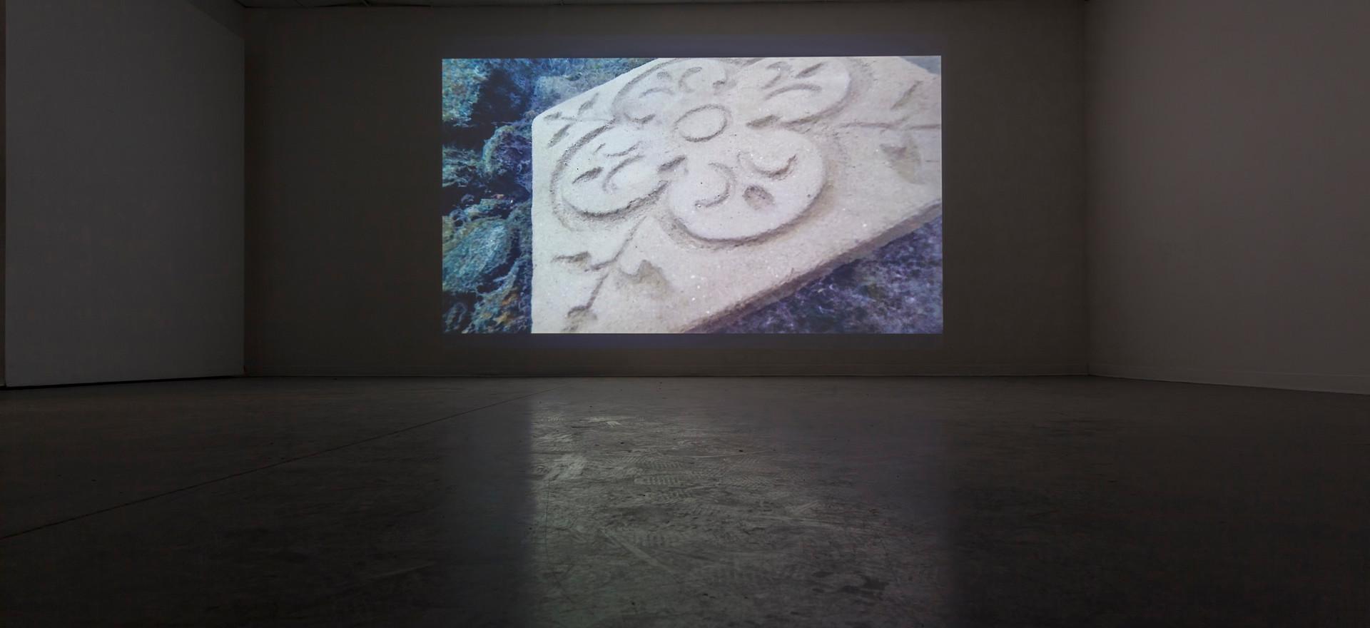 Tile flow - 3, 2017