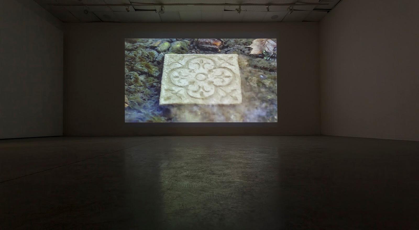Tile flow - 1, 2017