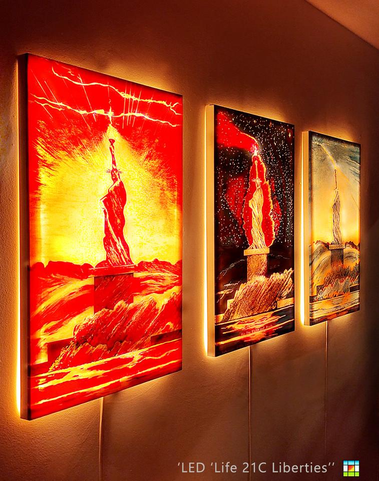 ConTEMPO ConTEMPOrary Art |LED Life 21C Liberties MVR ConTEMPORARY