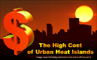 SUMMER IN THE CITY: Raging Urban Heat Islands vs. Trees Hoping to Shade the Day