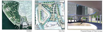 PM Manhattan End Transit Plaza Context