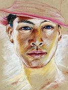 2005 MVR Portrait study - 90 minutes