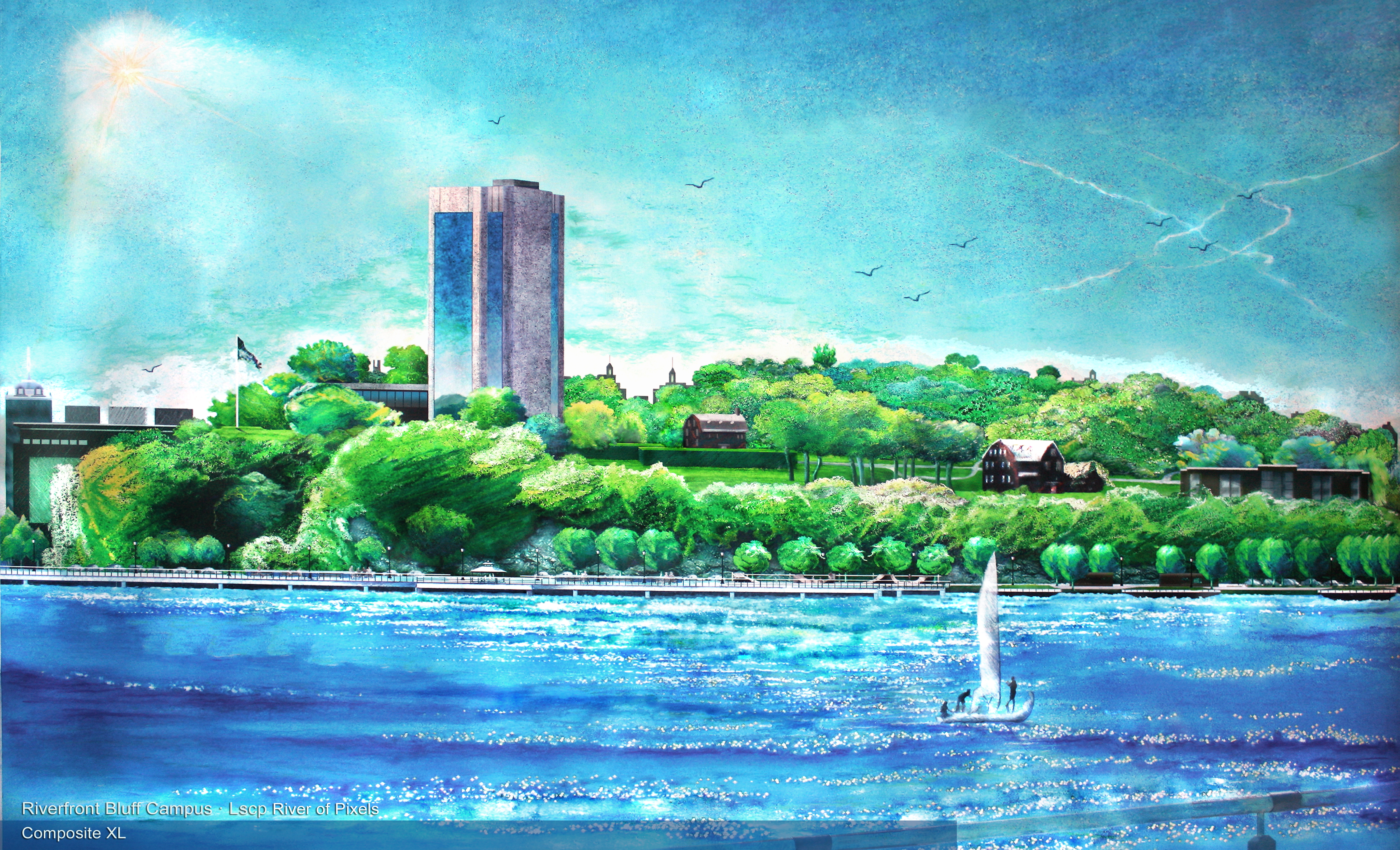 IT_Riverfront_Bluff_Campus_Landscape