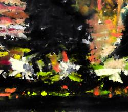 ConTEMPO ConTEMPOrary Art   Landscape Impressionist NYPxim1_Pxim City Moon I
