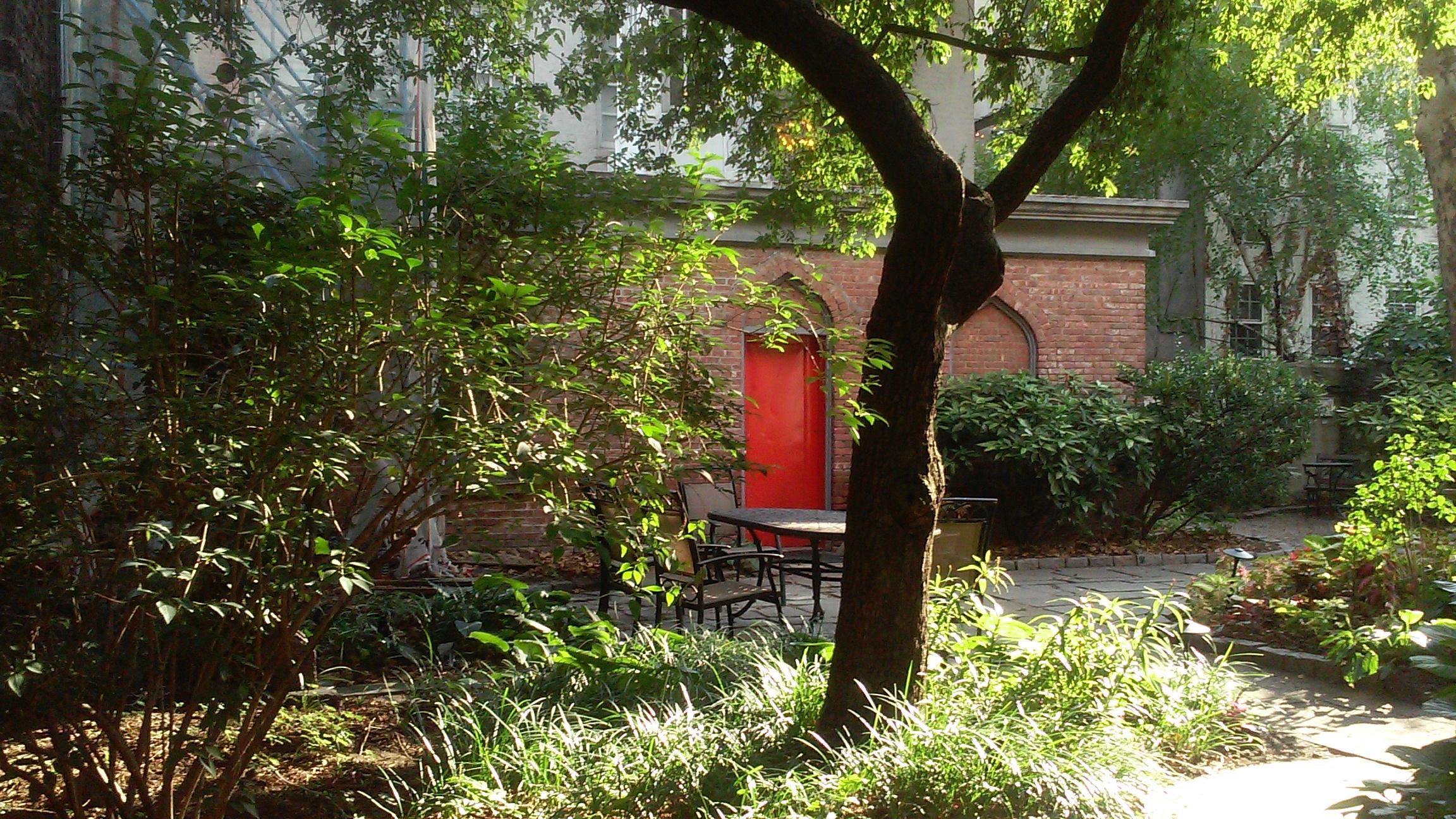 NYC Courtyard Restoration 2015