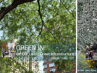 GREEN IN! On Our LIVING Green Infrastructure