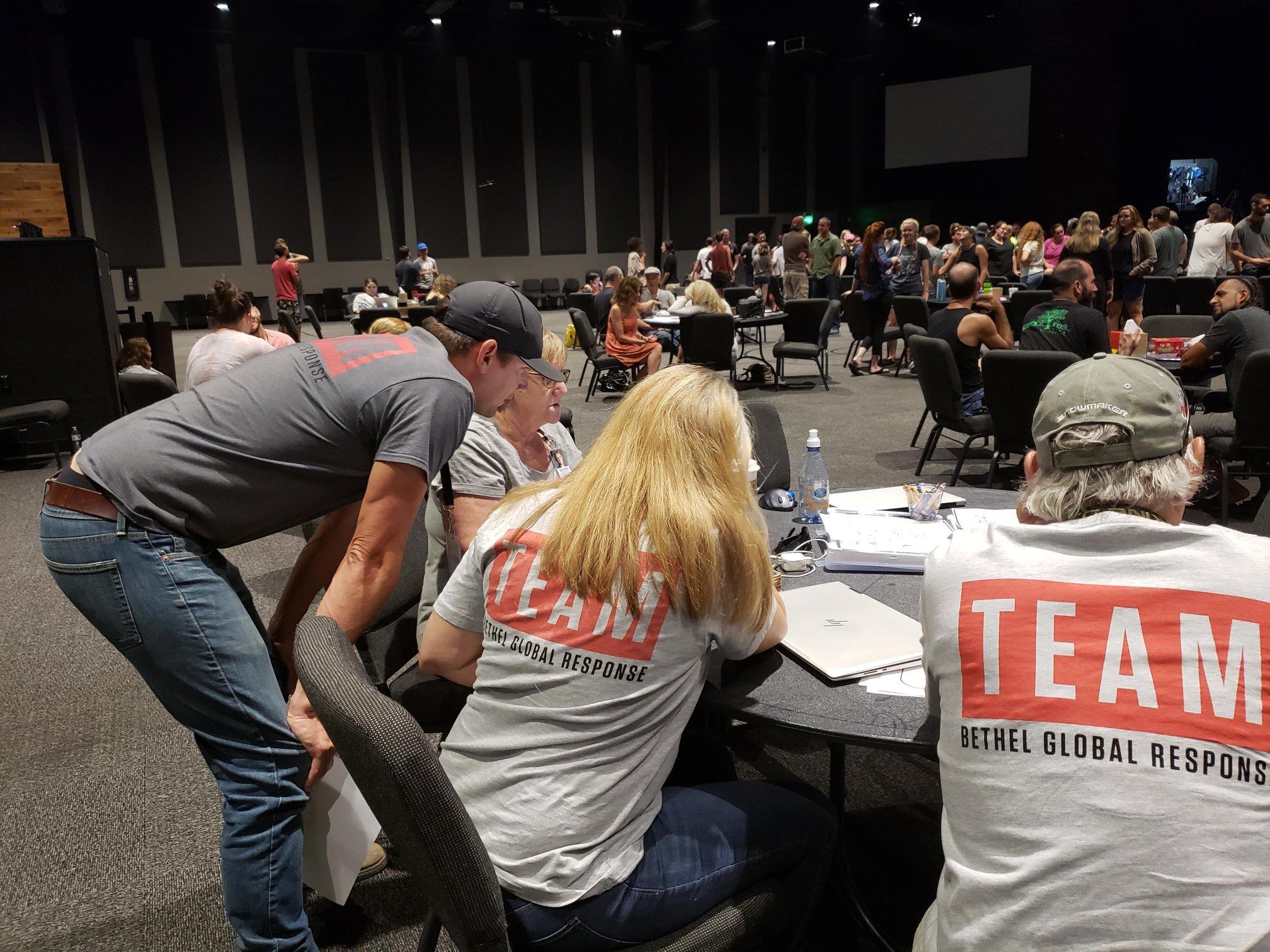 Bethel Global Response training