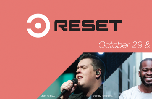 God Is Calling For A Reset