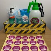 COVID-19 cleaning station.jpg