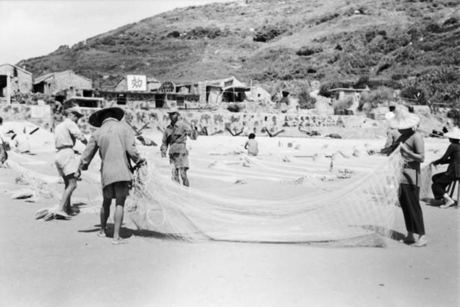 戰地政務下的漁民生活
