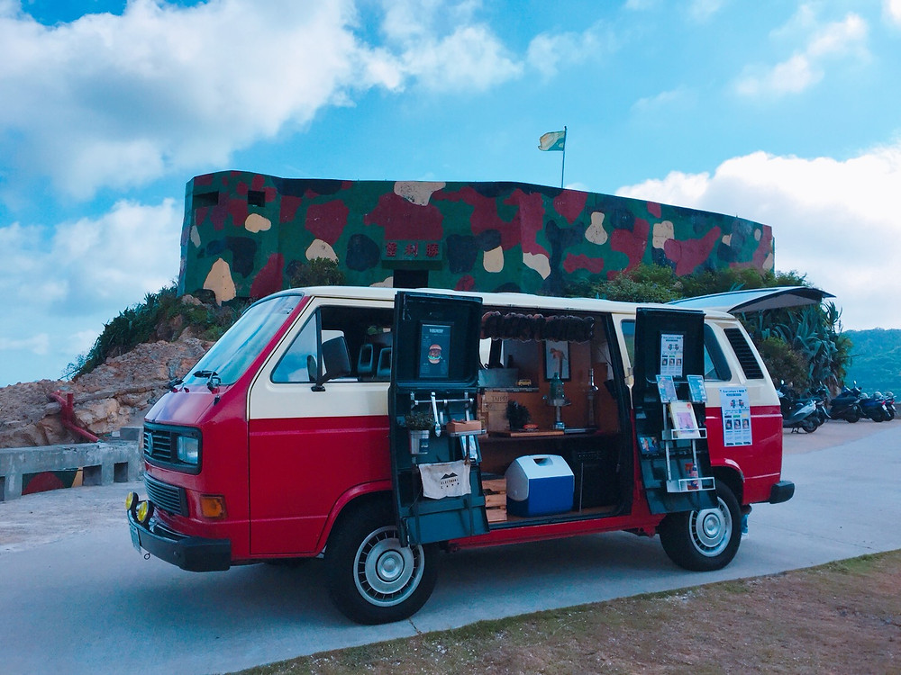 Everywhere X 勝利堡 漢堡快餐車