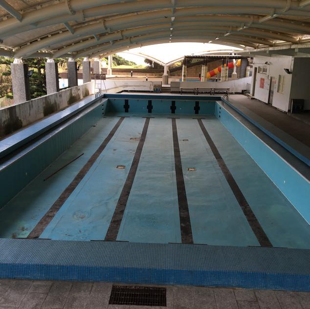 東引・燕秀游泳池