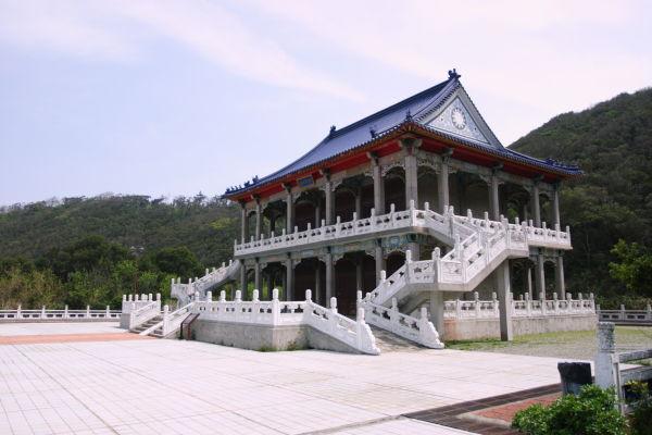 南竿・經國紀念館