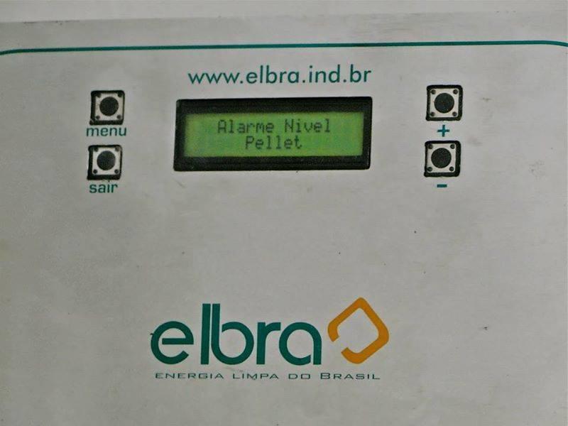 Painel de aquecedor Elbra