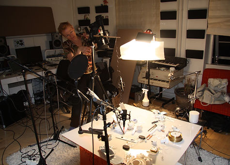 'PLAeTnEr'. The recordings. With Emil Alenius Boserup.