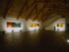 Ane Mette Ruge, solo exhibition. Kastrupgaard, Copenhagen. Lambda print.