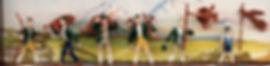 miniature art, audio installation, Hortus Digitalis, Solo udstillng  Museet for Samtidskunst, Roskilde 2002, Ane Mette Ruge