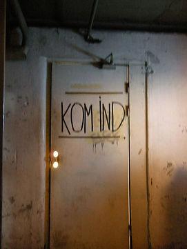 2008-Forsvindingspunkt, Vega   Copenhagen   Ane Mette Ruge, artist.  Selvlysende installation, photoluminescence, Photoluminiscente materialer.