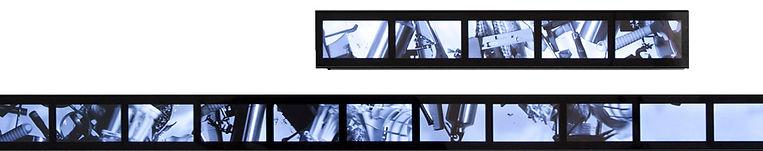 Ane Mette Ruge, ETUDE, miniature videoinstallation