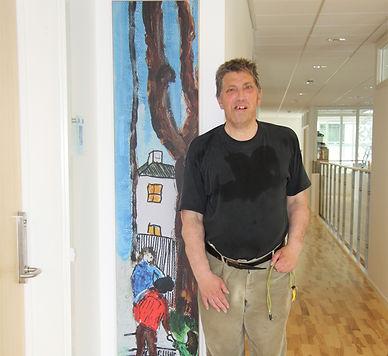 Huskunstner, 2012 Bofællesskab, Lyngby-Taarbæk kommune