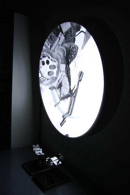 'PLAeTnEr'.Test projection.