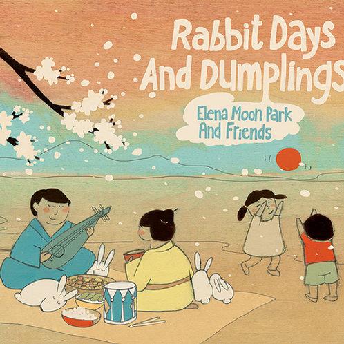 Rabbit Days and Dumplings CD