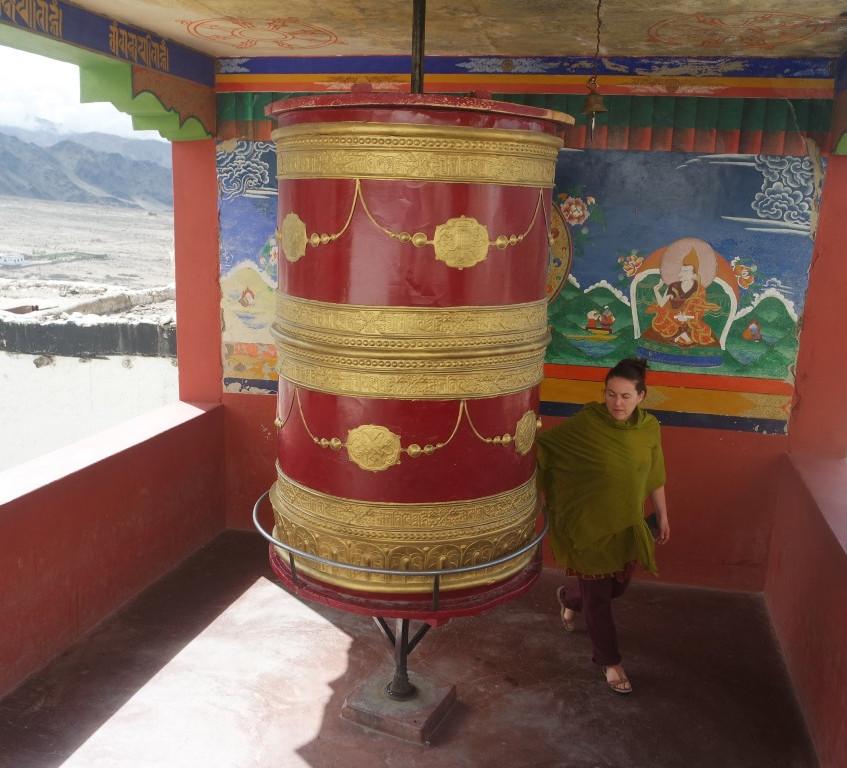 roue de prières