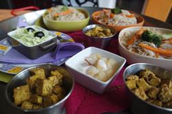 repas ayurvédique