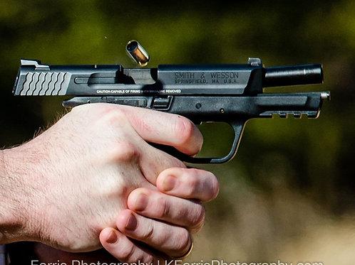 Dynamic Pistol Handing