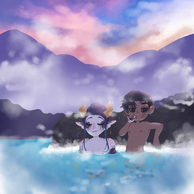 Flaferick Hot Springs