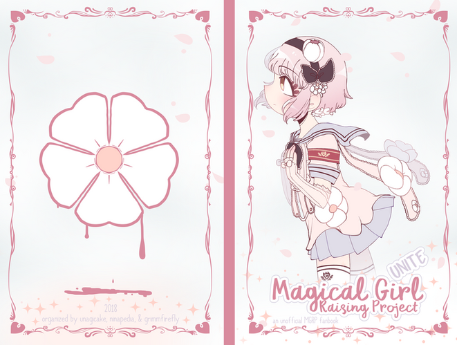 Magical Girl Raising Project_ Unite