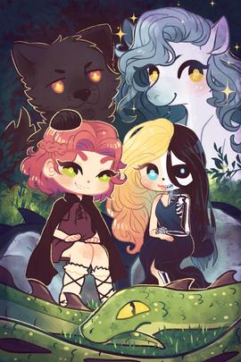 Loki's Family Portrait