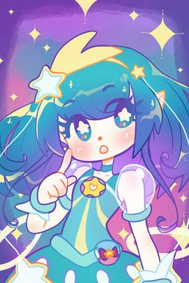 Cure Milky - Star Twinkle Precure
