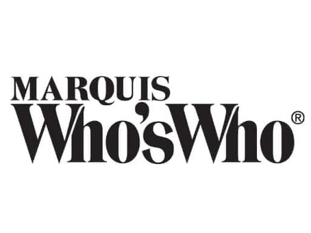 Featured in 2020's Marquis Who's Who for the top lawyers in America