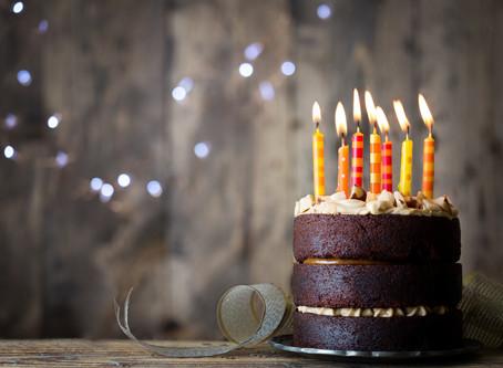 Happy 7th Birthday to Us!