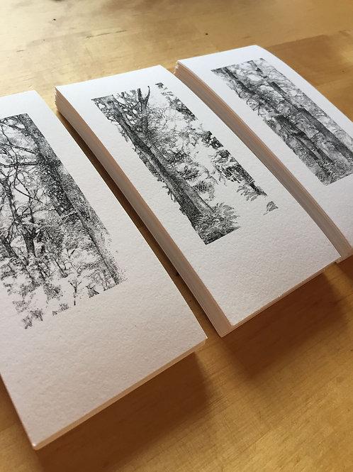 wood mini prints