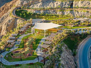 Enjoy the Atmosphere of the Mountains at Shees Park