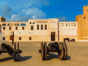 Sharjah Fort (Al Hisn)