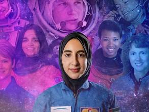 The First Arab Emirati Astronaut