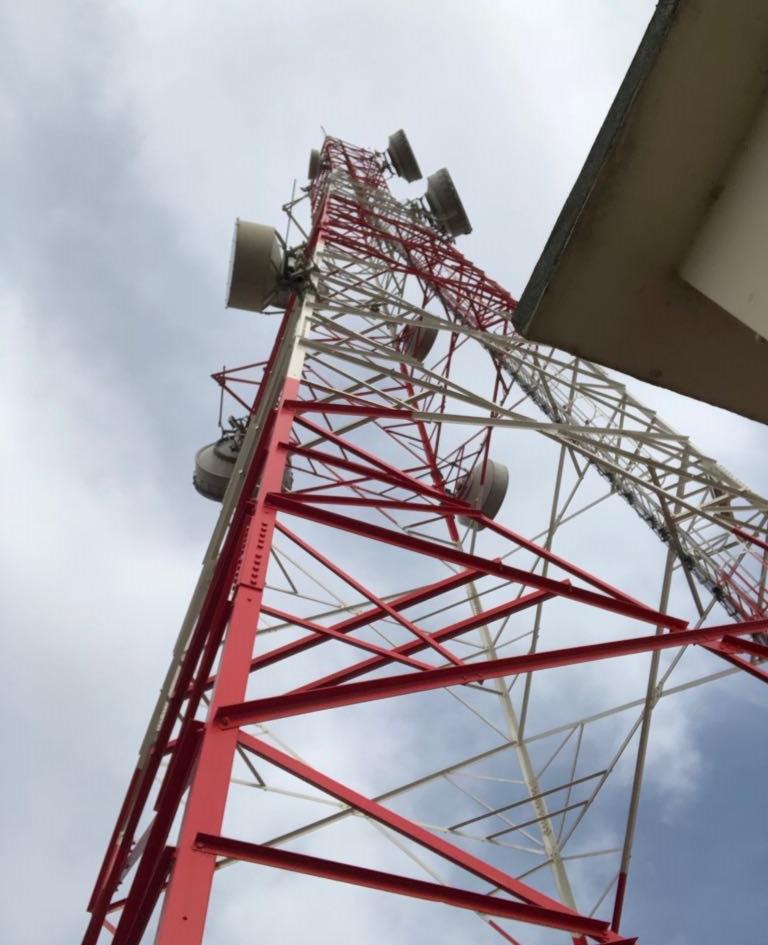 UHF/VHF - Agadir, Morocco