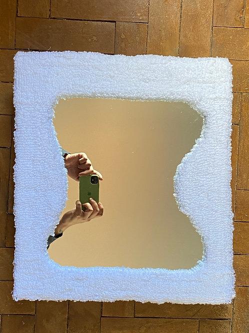 Espelho neve