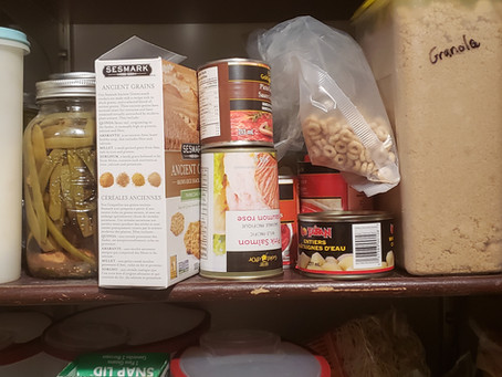Sparking Joy in Your Pantry